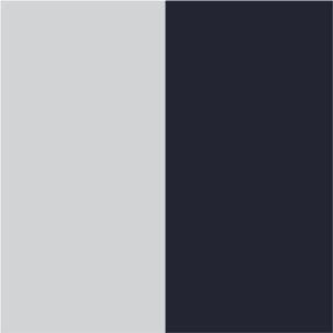 Gris Melange Claro con Azul